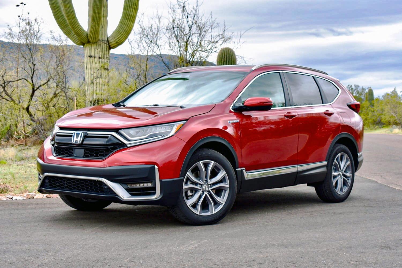 Honda CR-V- Variants and Specs- GoodAutoDeals