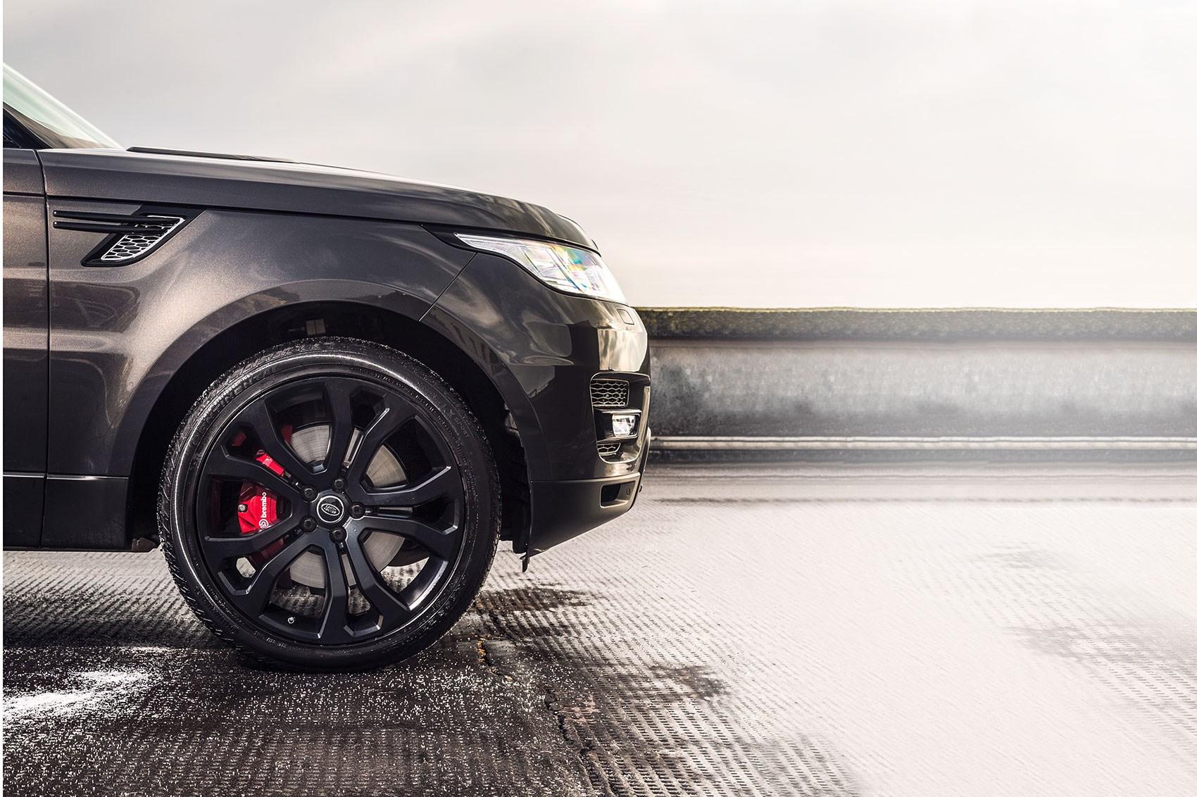 Range Rover- Driving And Handling - GoodAutoDeals \