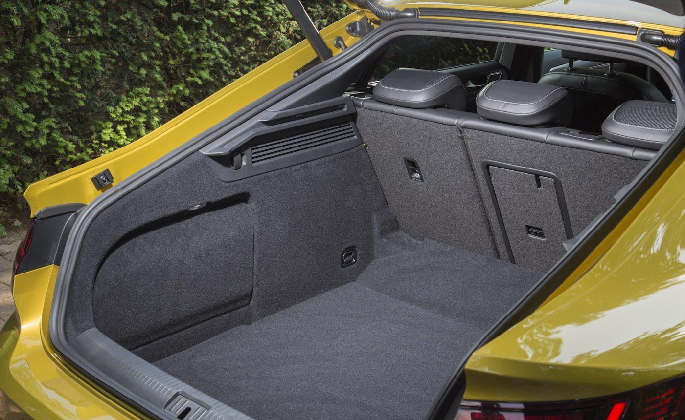 Volkswagen Arteon - trunk Capacity - GoodAutoDeals