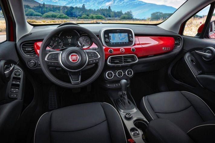 FIAT 500X- Interior- GoodAutoDeals
