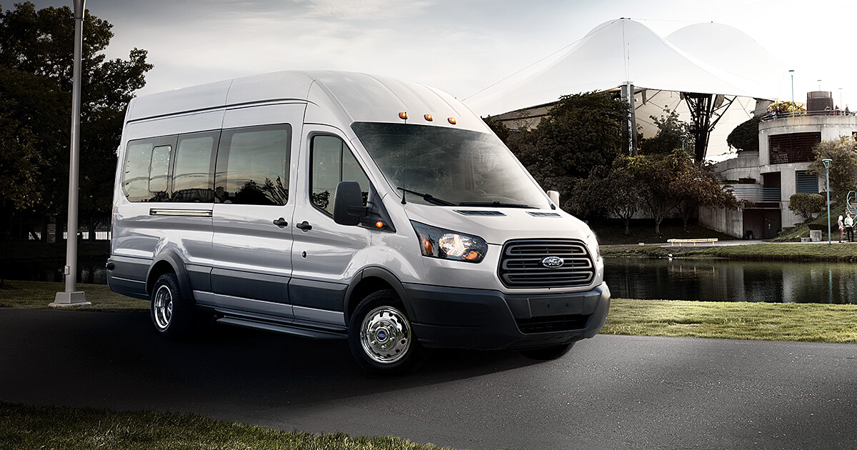 Ford-Transit-van/ safety features- GoodAutoDeals