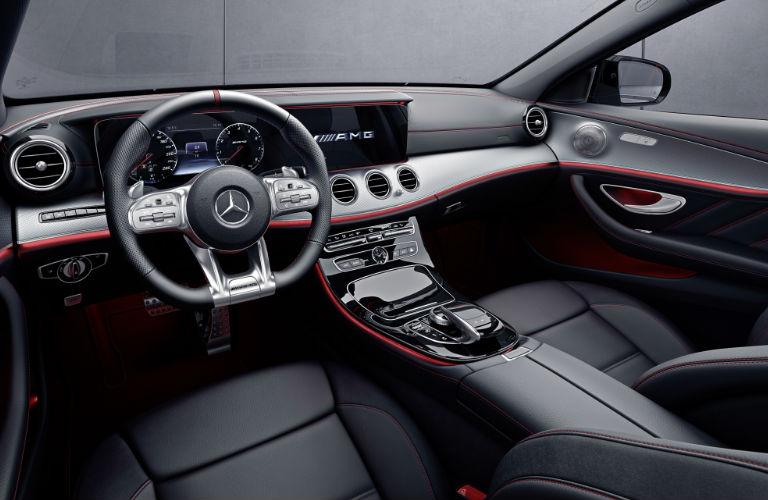 Mercedes E-Class Cabriolet- Interior-GoodAutoDeals