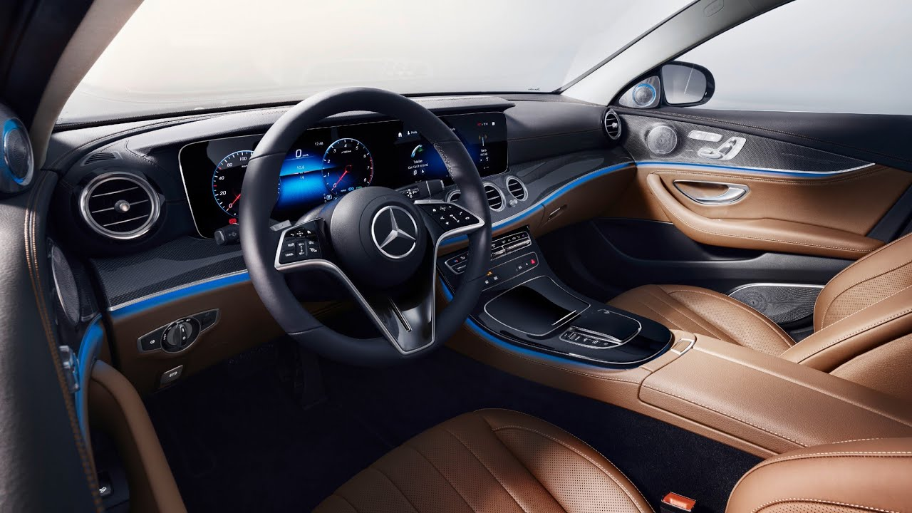 Mercedes Benz E Class- Interior - GoodAutoDeals