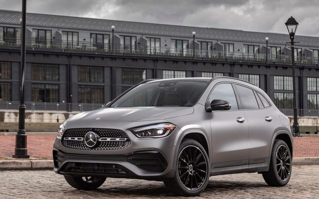 Mercedes GLA - Safety Features - GoodAutoDeals