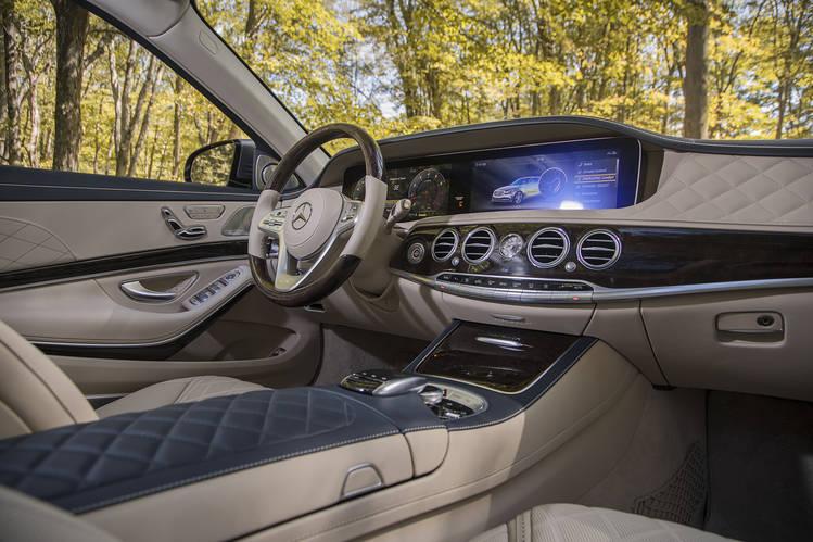 Mercedes-Maybach S-Class- Interior- GoodAutoDeals