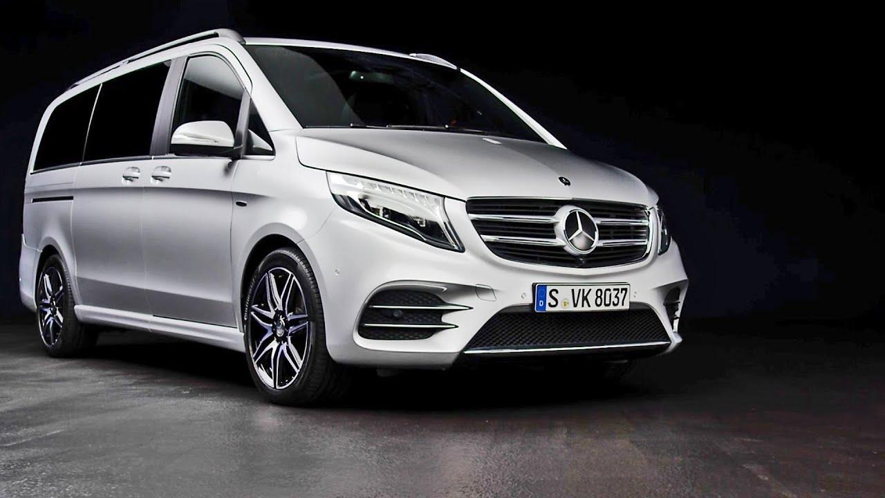 Mercedes V-Class - features- GoodAutoDeasl