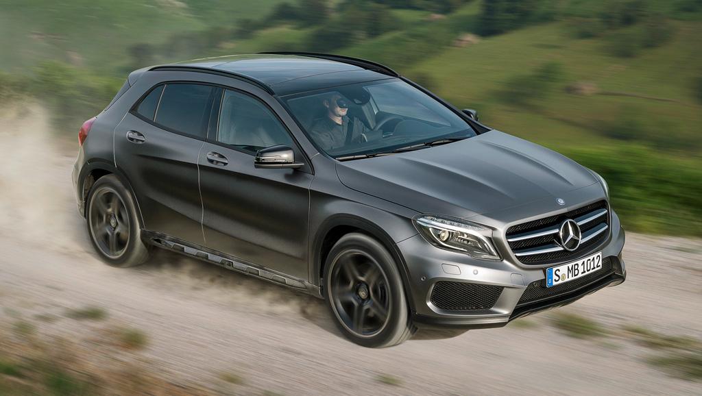 Mercedes GLA - Driving and Handling - GoodAutoDeals