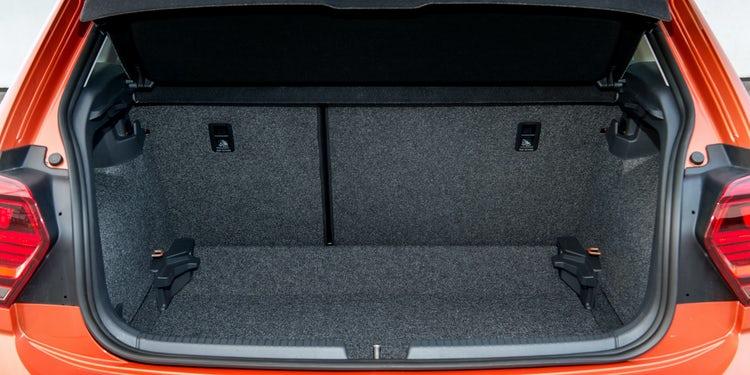 New Volkswagen Polo-Trunk Capacity-GoodAutoDeals