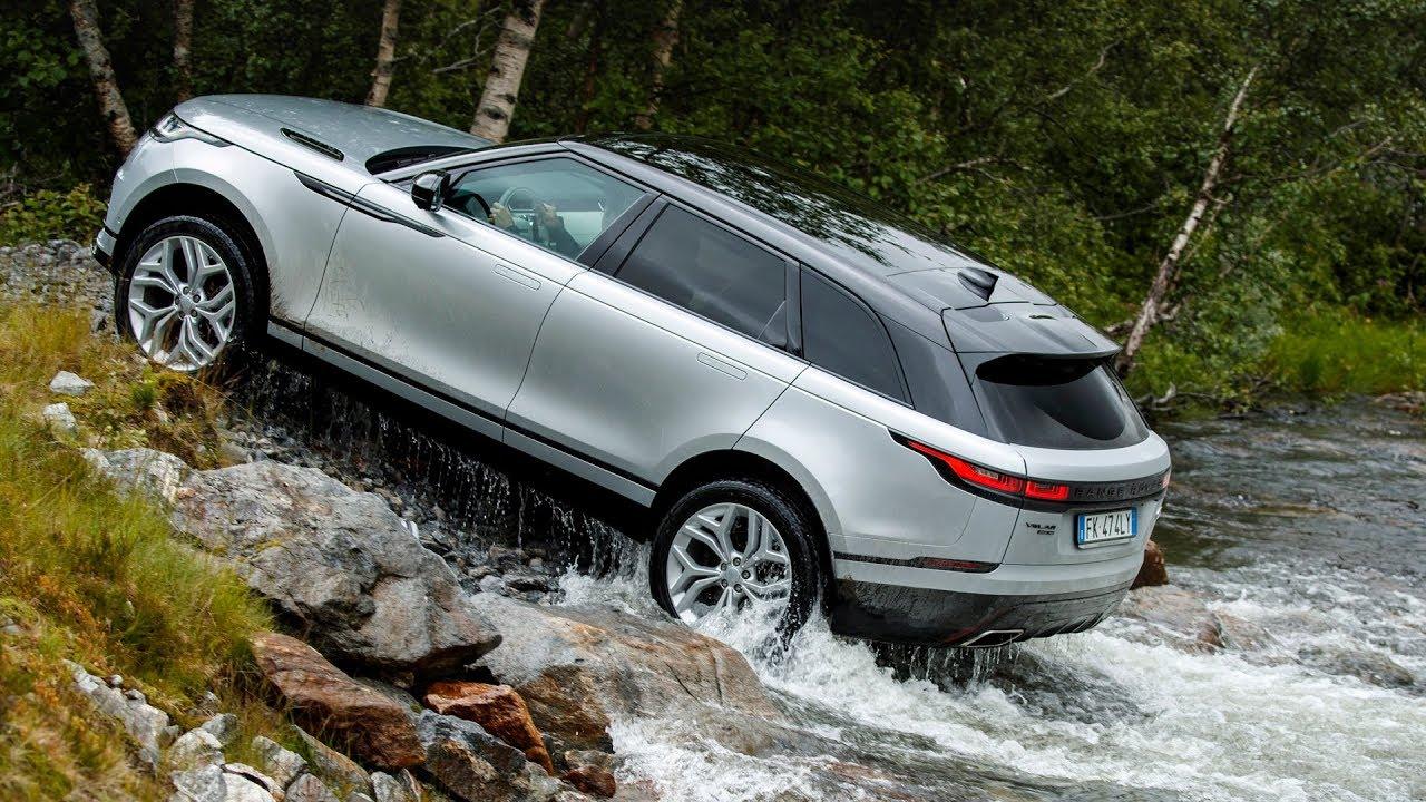 Range Rover Velar- Variants and Specs- GoodAutoDeals