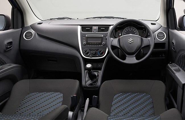 Suzuki Celerio- interior - GoodAutoDeals