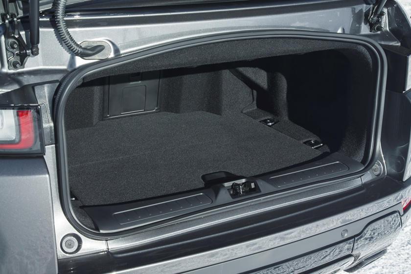 Range Rover Evoque - Trunk Space - GoodAutoDeals