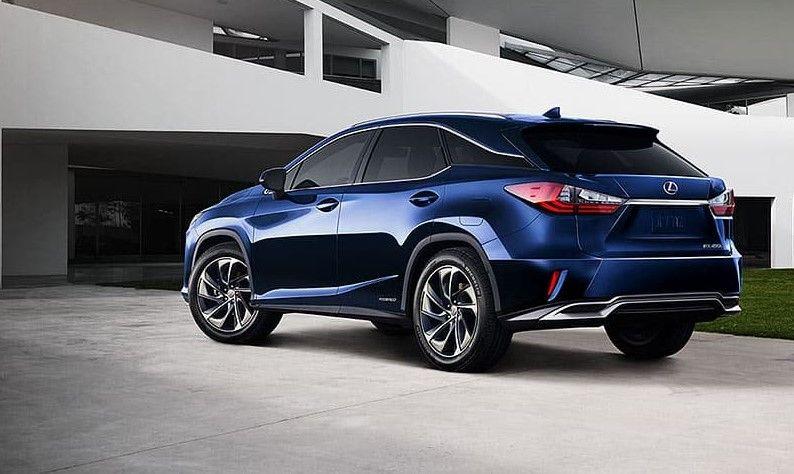 Lexus RX 450h SUV - driving and Handling - GoodAutoDeals