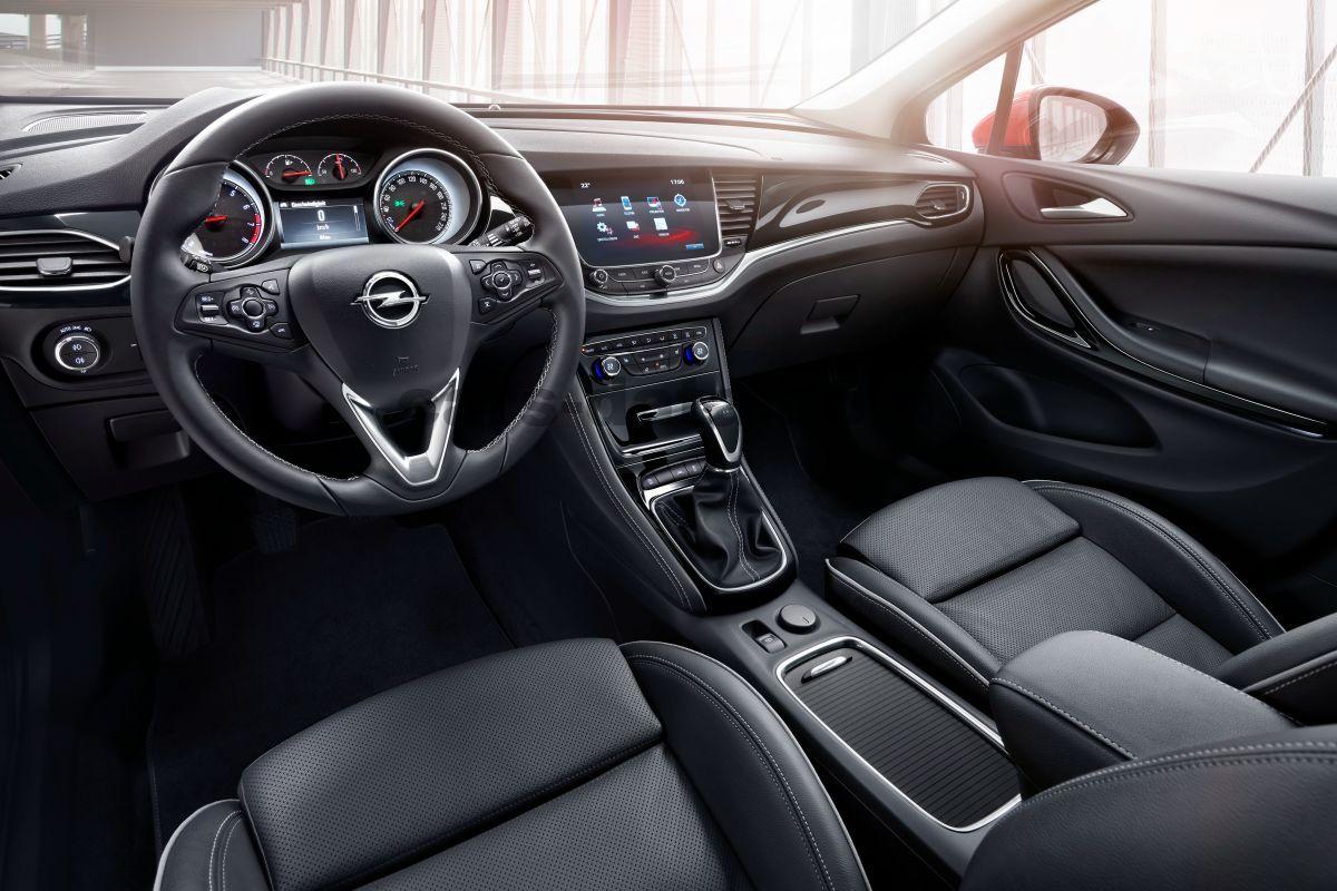 Vauxhall Astra Sports- Interior - GoodAutoDeals