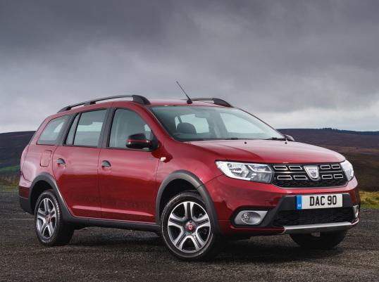 Dacia Logan MCV - Exterior- GoodAutoDeals