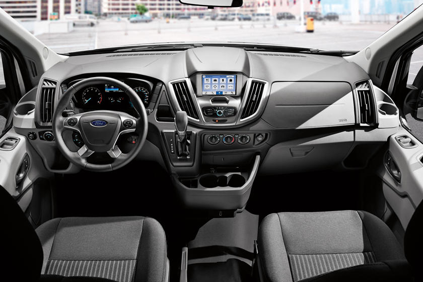 Ford Transit - Interior- GoodAutoDeals