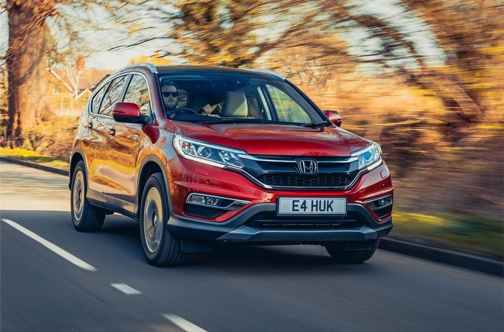 Honda CR-V - Driving and Handling - GoodAutoDeals