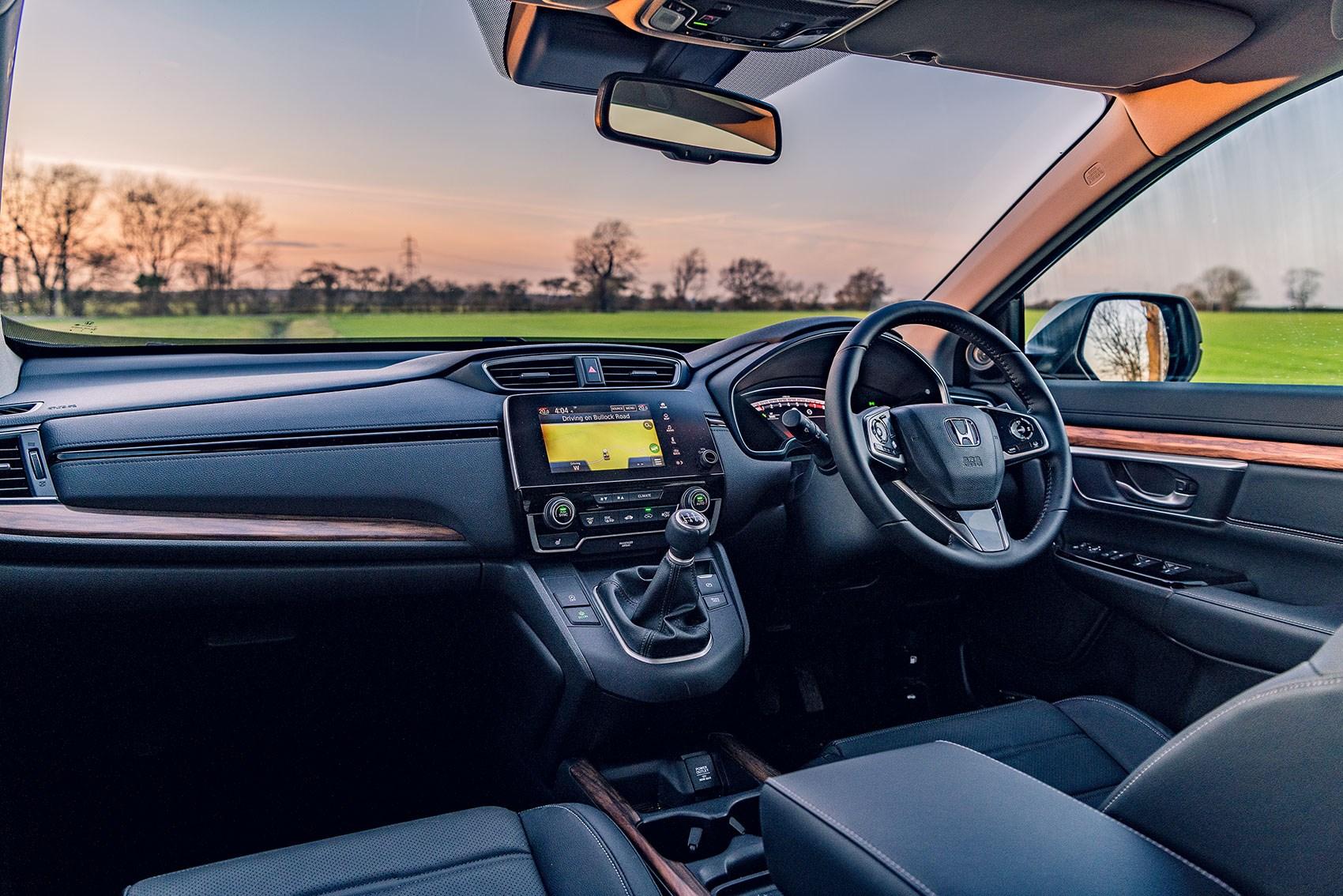 Honda CR-V- Interior- GoodAutoDeals