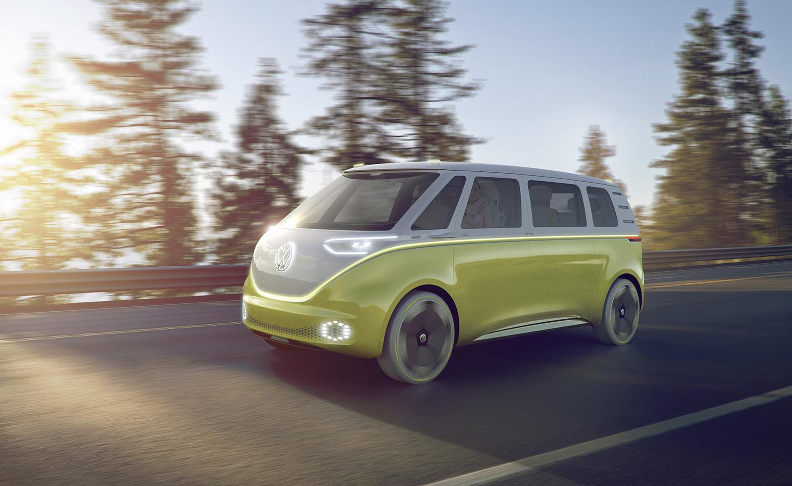 Volkswagen ID Buzz - Features-GoodAutoDeals