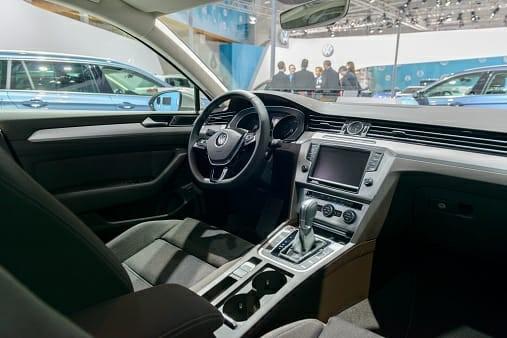 PASSAT SALOON- Interior- goodAutoDeals