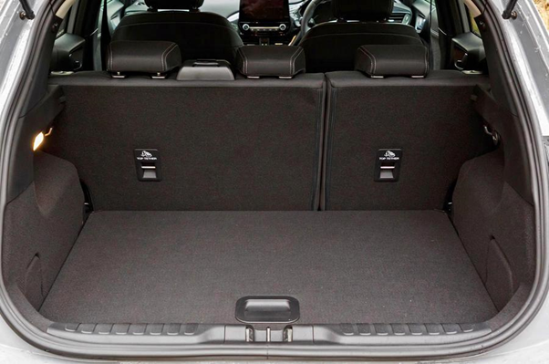 Ford Puma- Boot Capacity- GoodAutoDeals