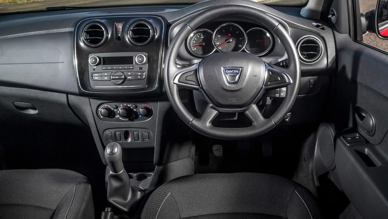 Dacia Logan MCV - Interior- GoodAutoDeals