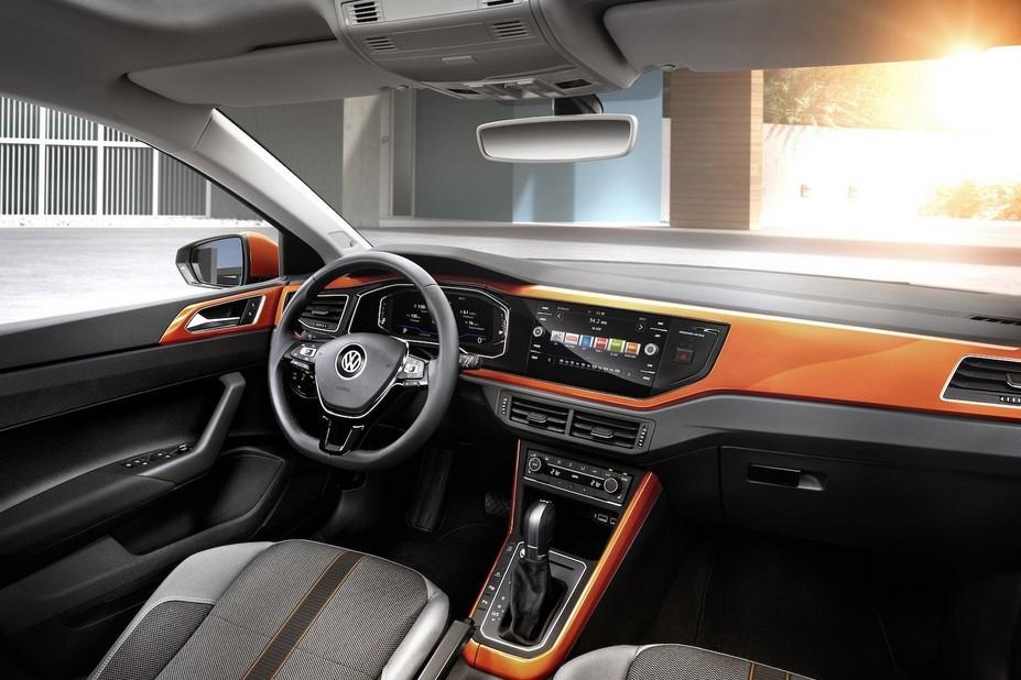 New Volkswagen Polo-Interior-GoodAutoDeals