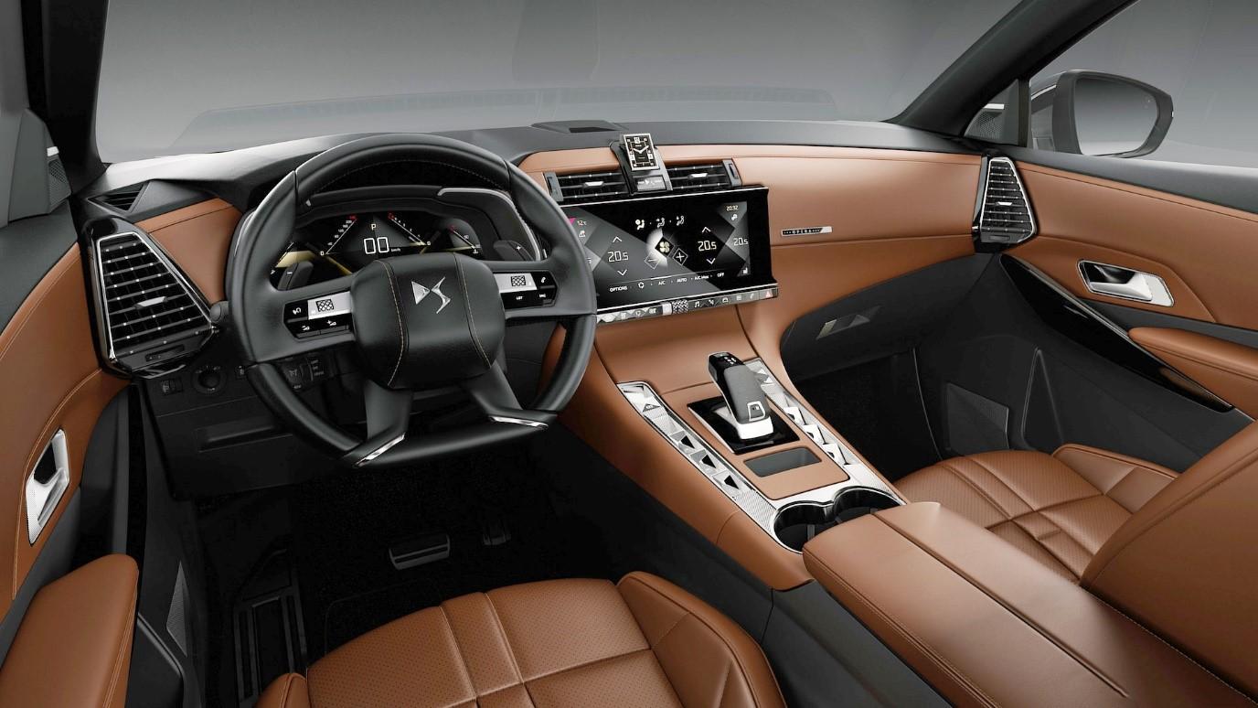 DS 7 Cross- Interior - GoodAutoDeals