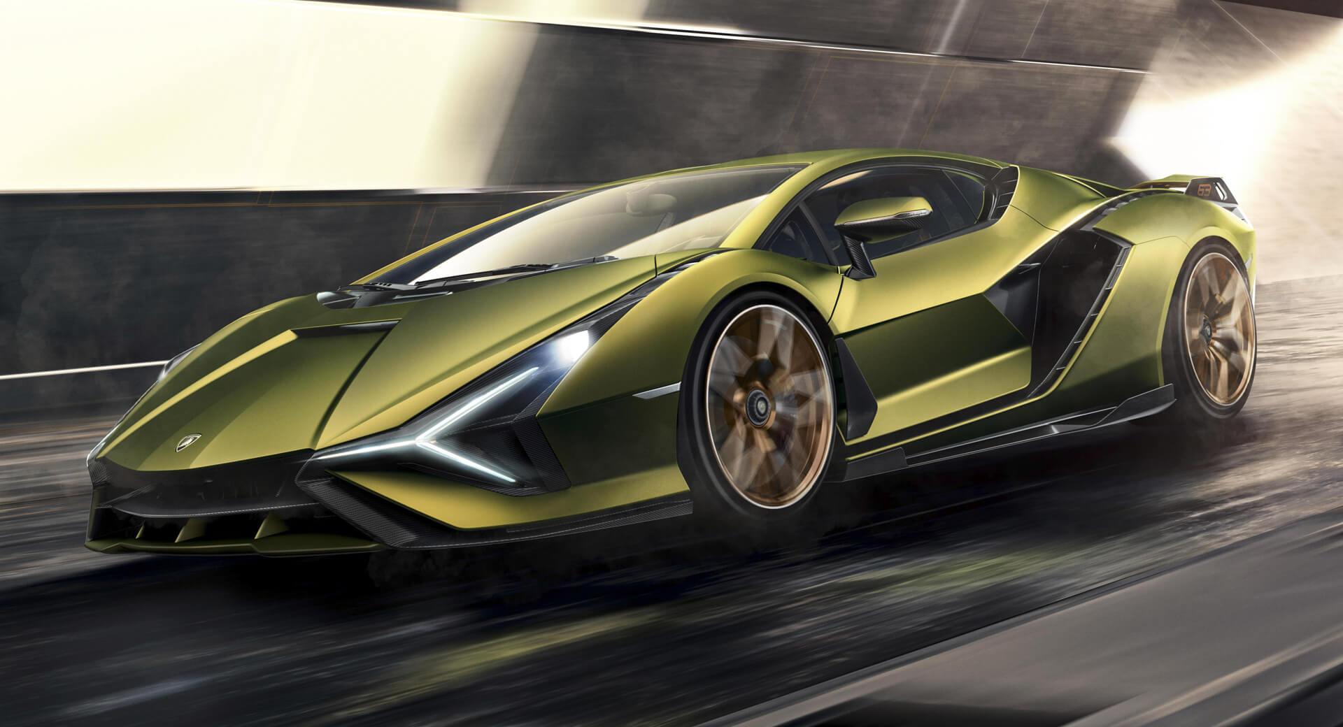 First electric Lamborghini- Features- GoodAutoDeals