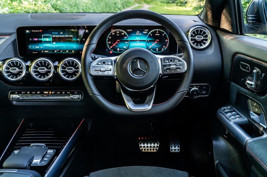 Mercedes GLA - Interior- GoodAutoDeals