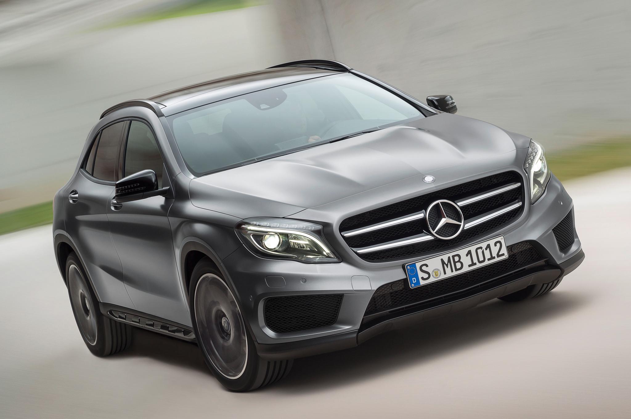 Mercedes GLA - exterior- GoodAutoDeals
