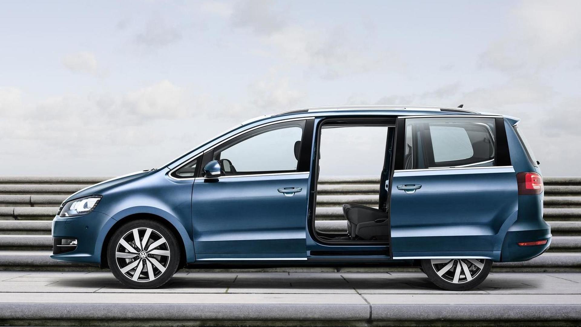 Volkswagen Sharan- Exterior- GoodAutoDeals