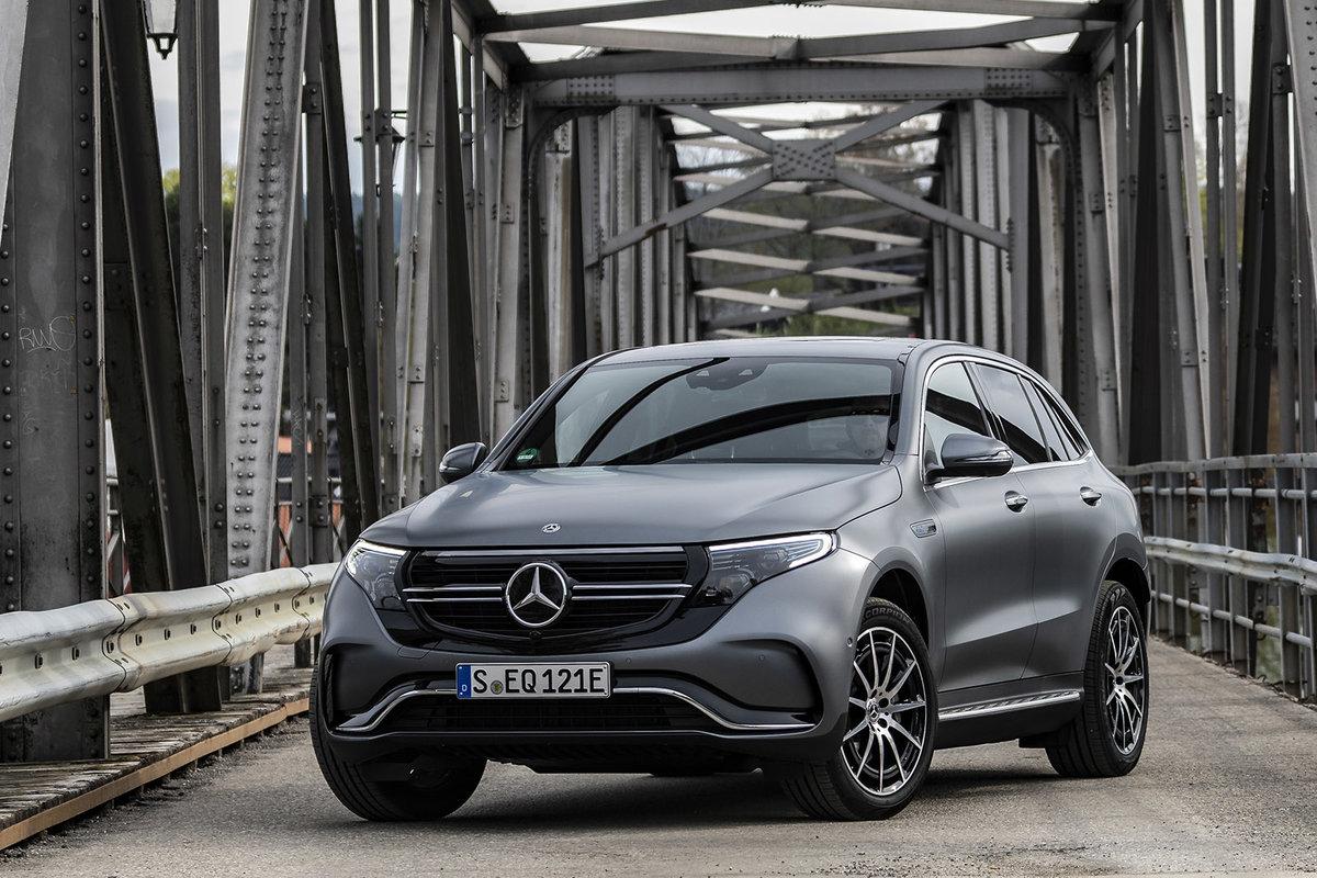 Mercedes EQC- exterior- GoodAutoDeals