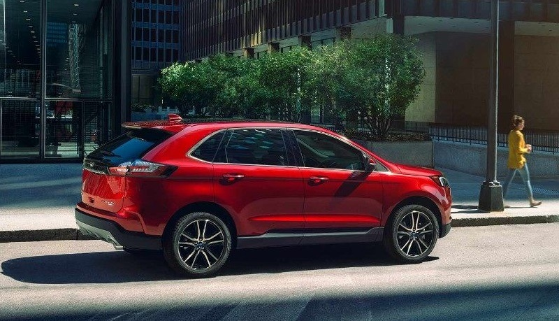 Ford Edge- Safety Features- GoodAutoDeals