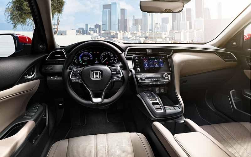 Honda Insight- Interior- GoodAutoDeals