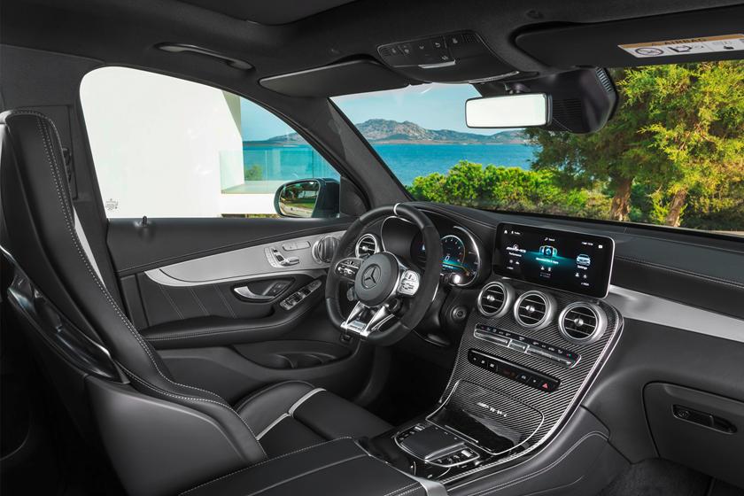 MERCEDES GLC SUV- Interior- GoodAutoDeals