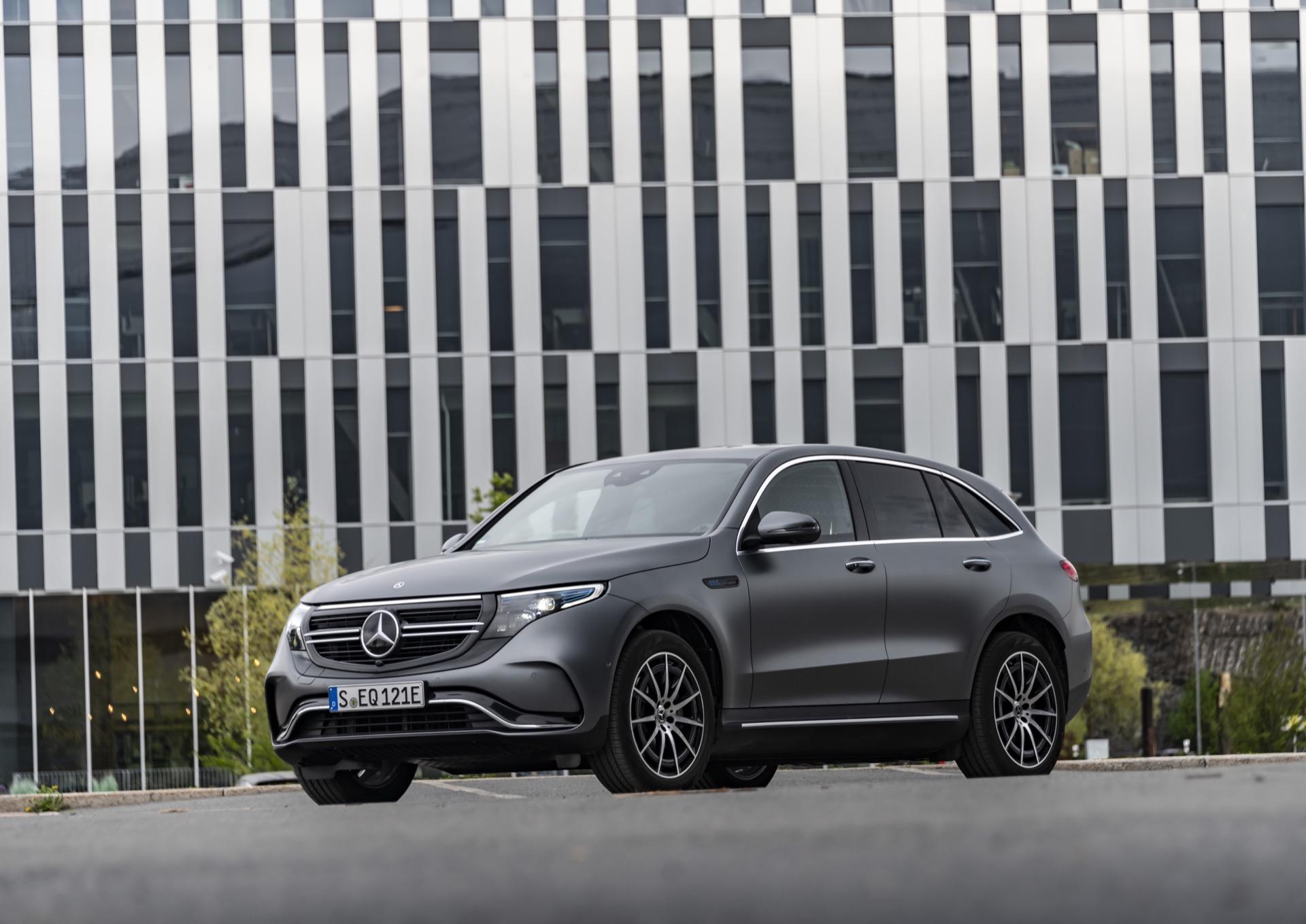 Mercedes EQC- Driving And Handling- GoodAutoDeals