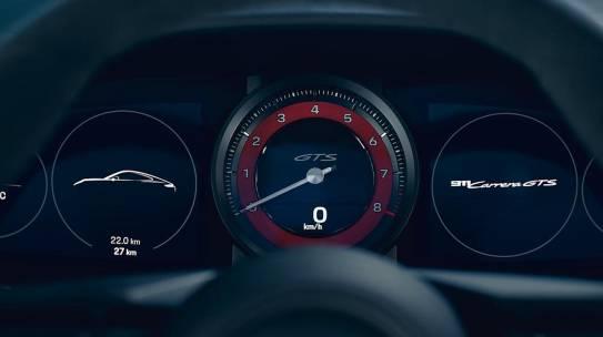 2022 Porsche 911 GTS arrives as a Coupe, Cabriolet, and Targa