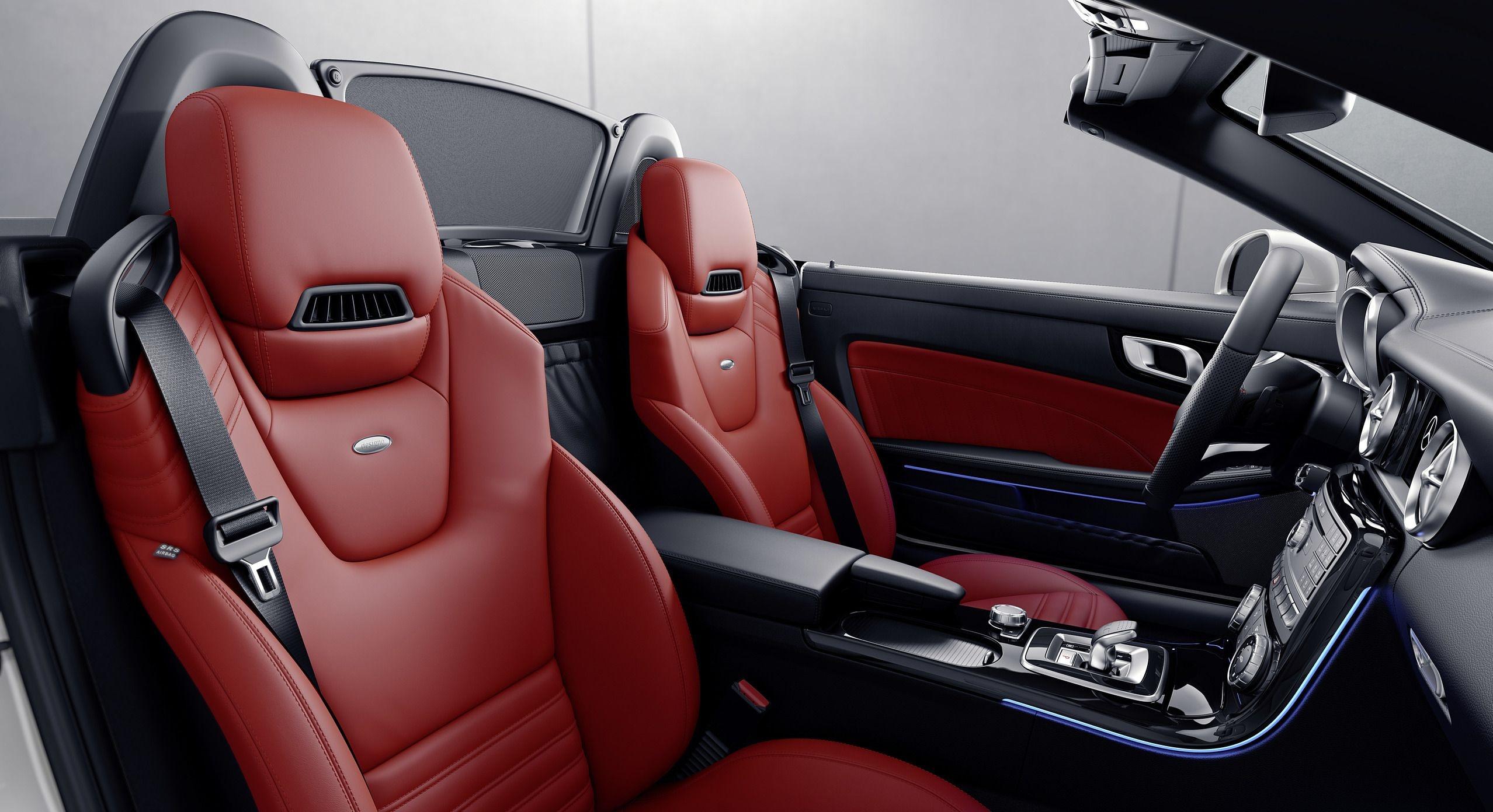 2020 Mercedes-Benz SLC- Interior -GoodAutoDeals