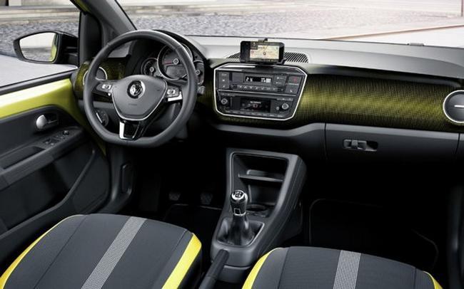 New Volkswagen Up- Interior- GoodAutoDeals