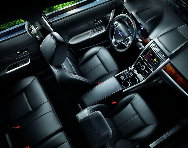Ford Edge- Interior-GoodAutoDEals