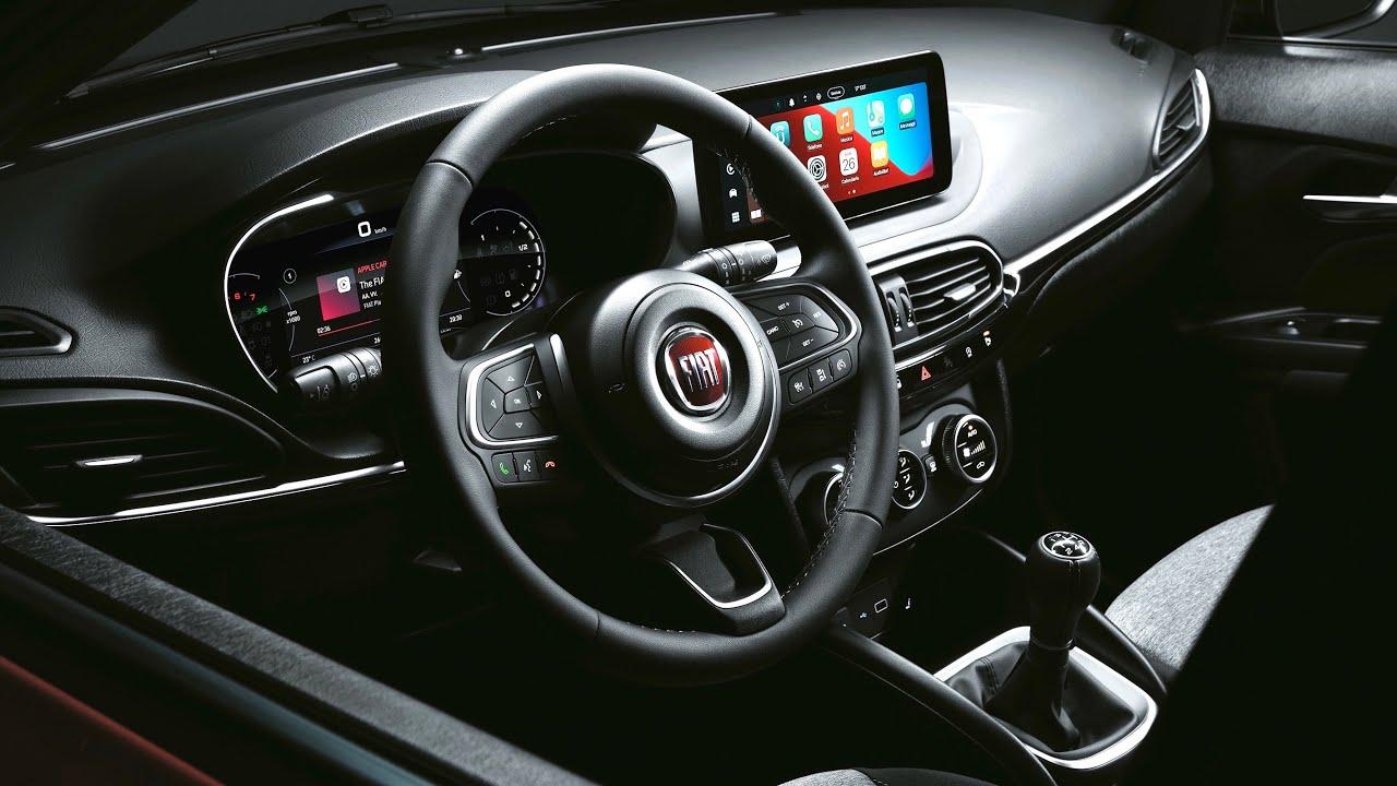 Fiat Tipo- Interior-GoodAutoDeals