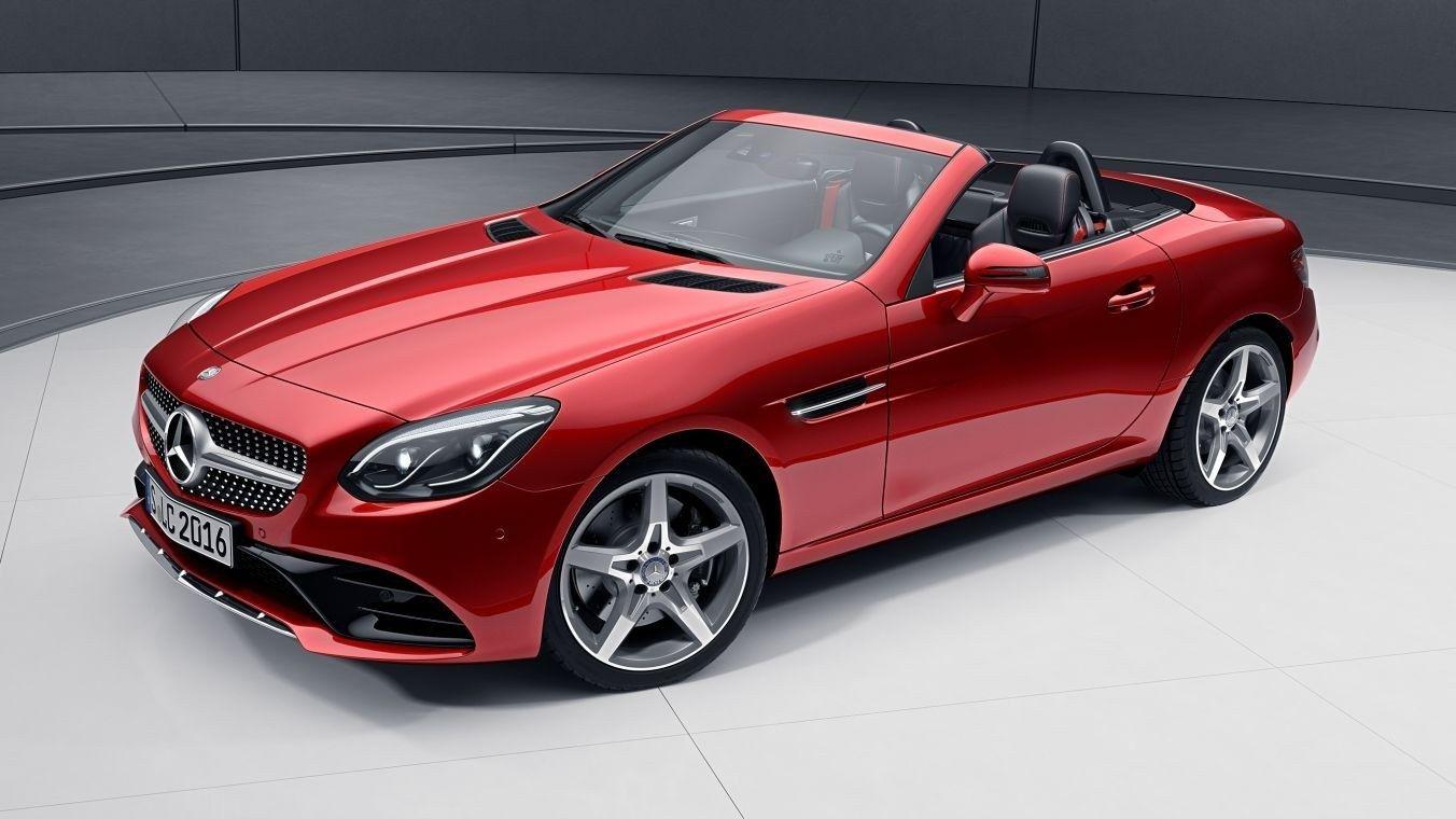 2020 Mercedes-Benz SLC- Exterior -GoodAutoDeals