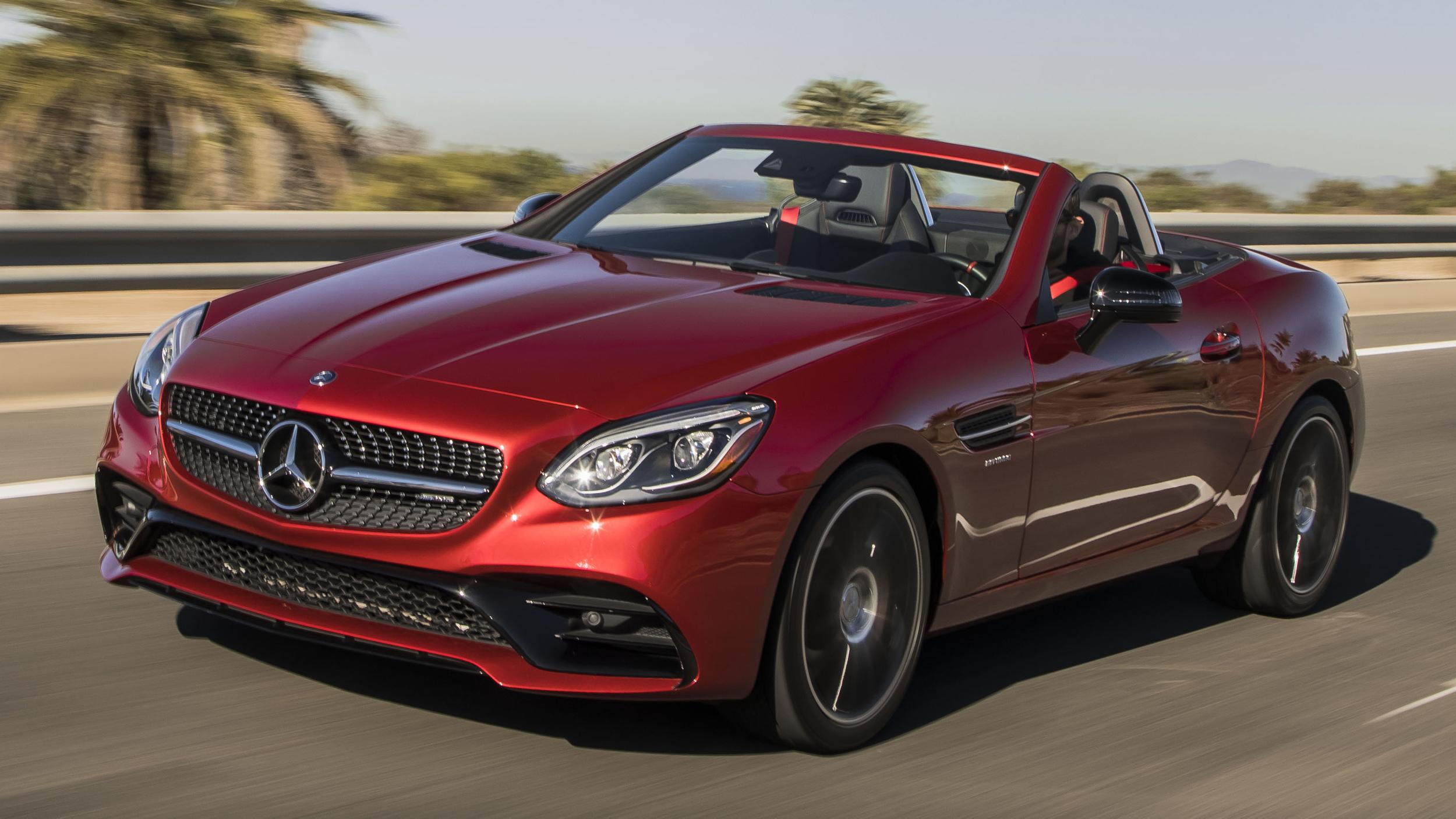 2020 Mercedes-Benz SLC- running Cost-GoodAutoDeals