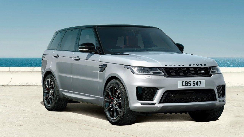 Range Rover Sport HST- Exterior