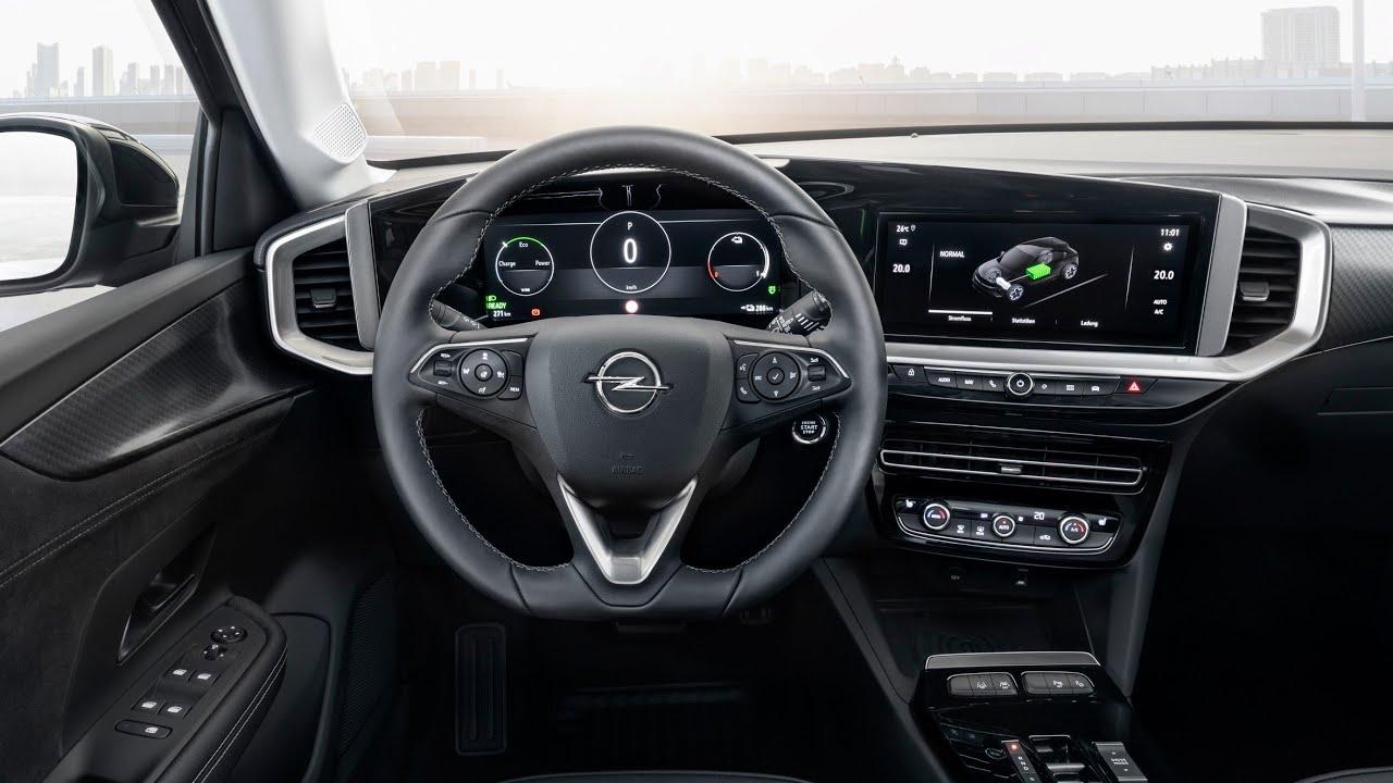 Vauxhall New Mokka SUV-Interior- GoodAutoDeals