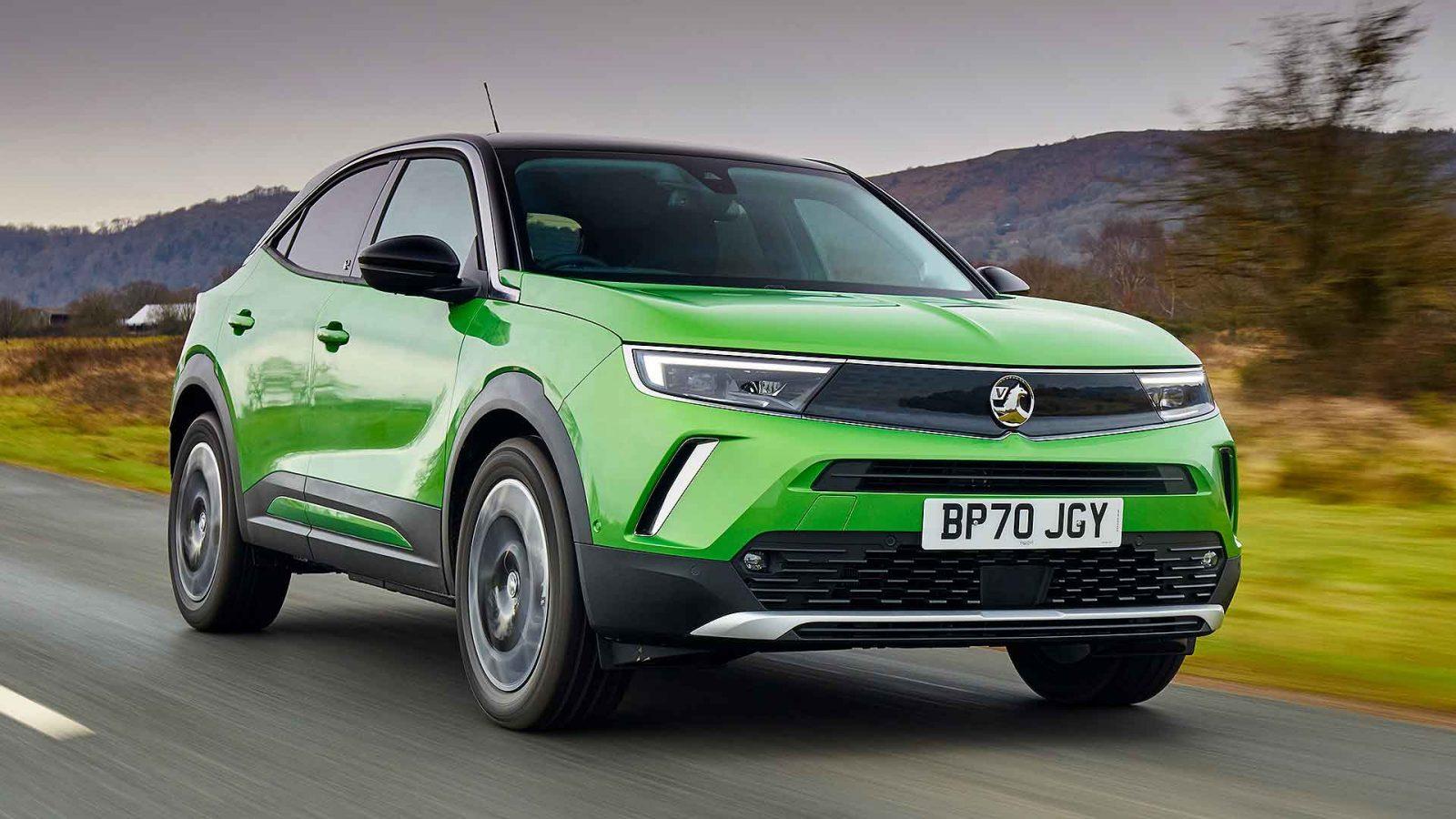 Vauxhall New Mokka SUV- Exterior- GoodAutoDeals