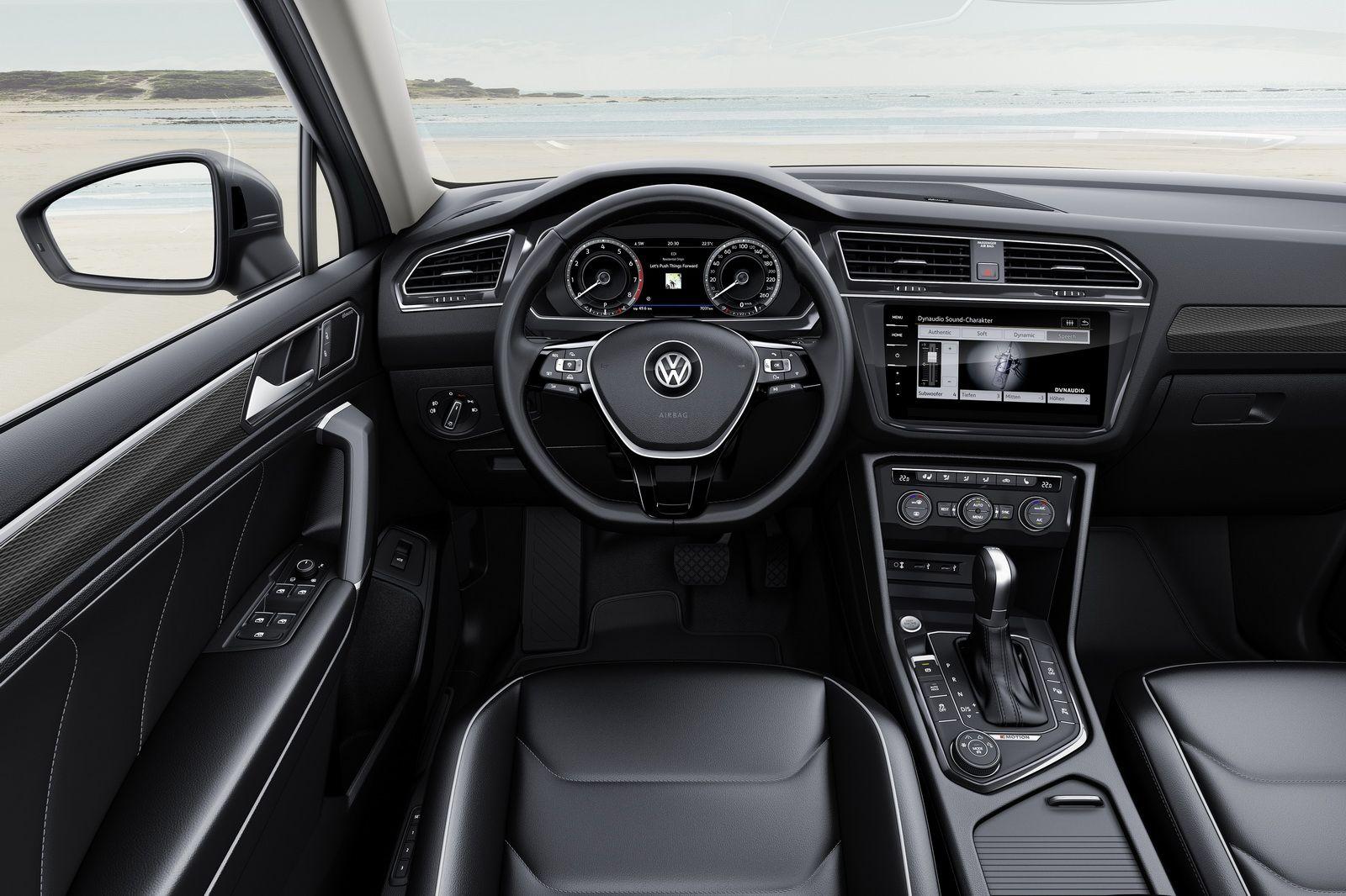 TIGUAN- Interior- GoodAutoDeals