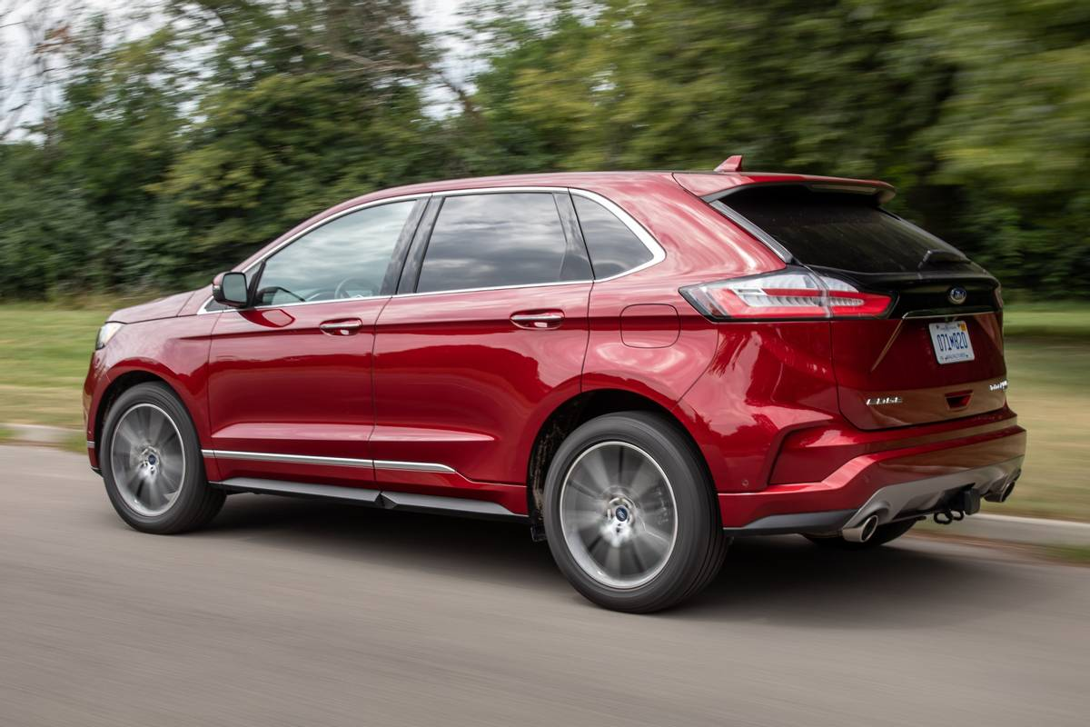 Ford Edge- Driving And Handling- GoodAutoDeals