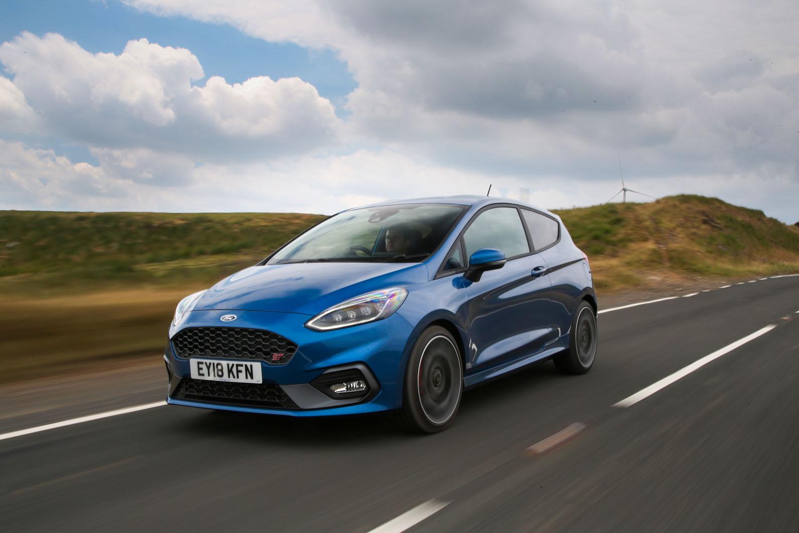 Ford Fiesta- Driving And Handling-GoodAutoDeals