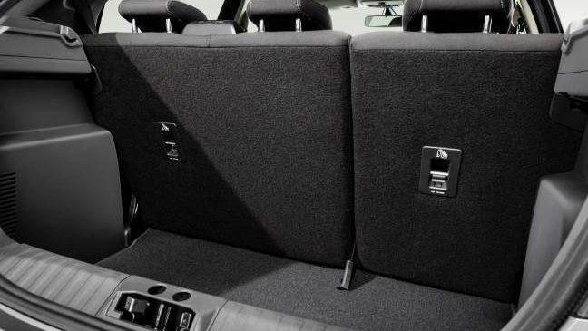 Ford Ka+- Boot Capacity - GoodAutoDeals